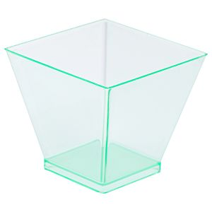 60ml Green Square Style Bowl