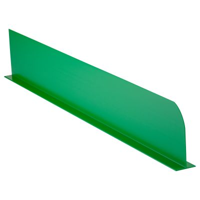 Coloured Divider Green 750x110mm