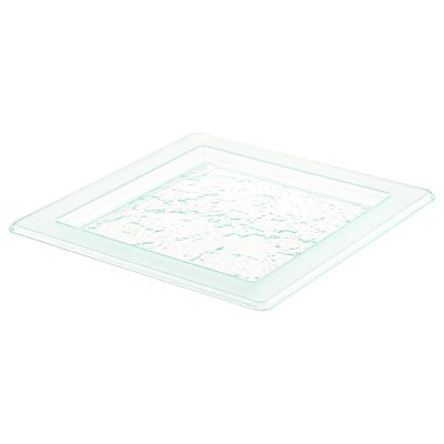 Glazz Large Square Plate