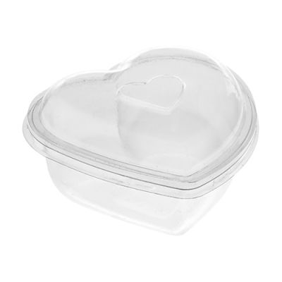 700ml Heart Shaped Bowl with Lid