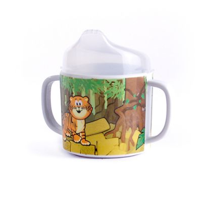 Tiger Double Handled 200ml Cup