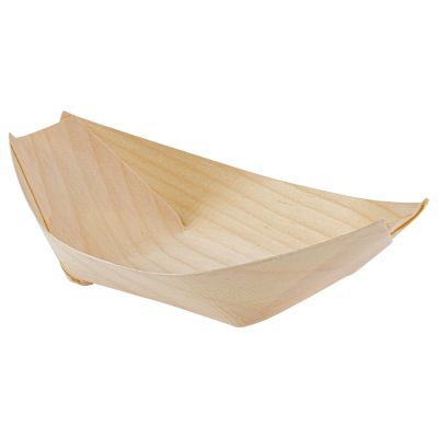 Small Pine Wood Boat