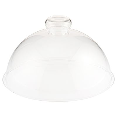 Clear Acrylic Lid (Domed Handle)
