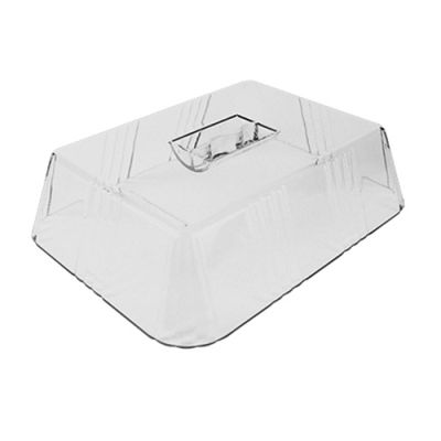Clear SAN Raised Cover fits Items #269 / #239