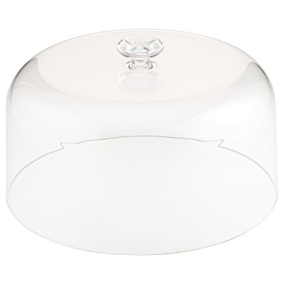Clear 270mm Lid with Domed Handle