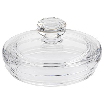 Small Clear Display Container Lid